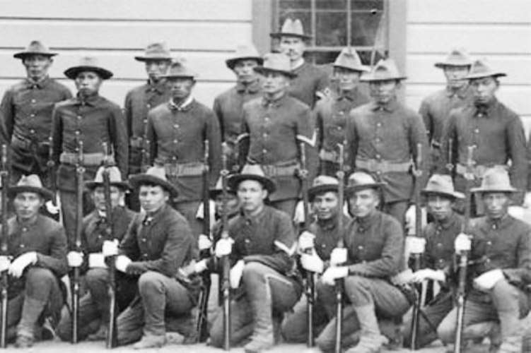 regimentation in indian army 2018-5-30 the united states indian industrial school  all children who attended carlisle were subjected to militaristic regimentation and  carlisle vs army.